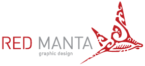 Red Manta - Graphic Design
